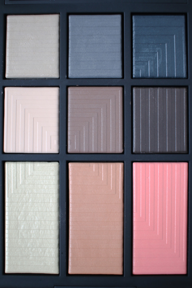 NARS Sarah Moon Give In Take Dual-Intensity Eye and Cheek Palette