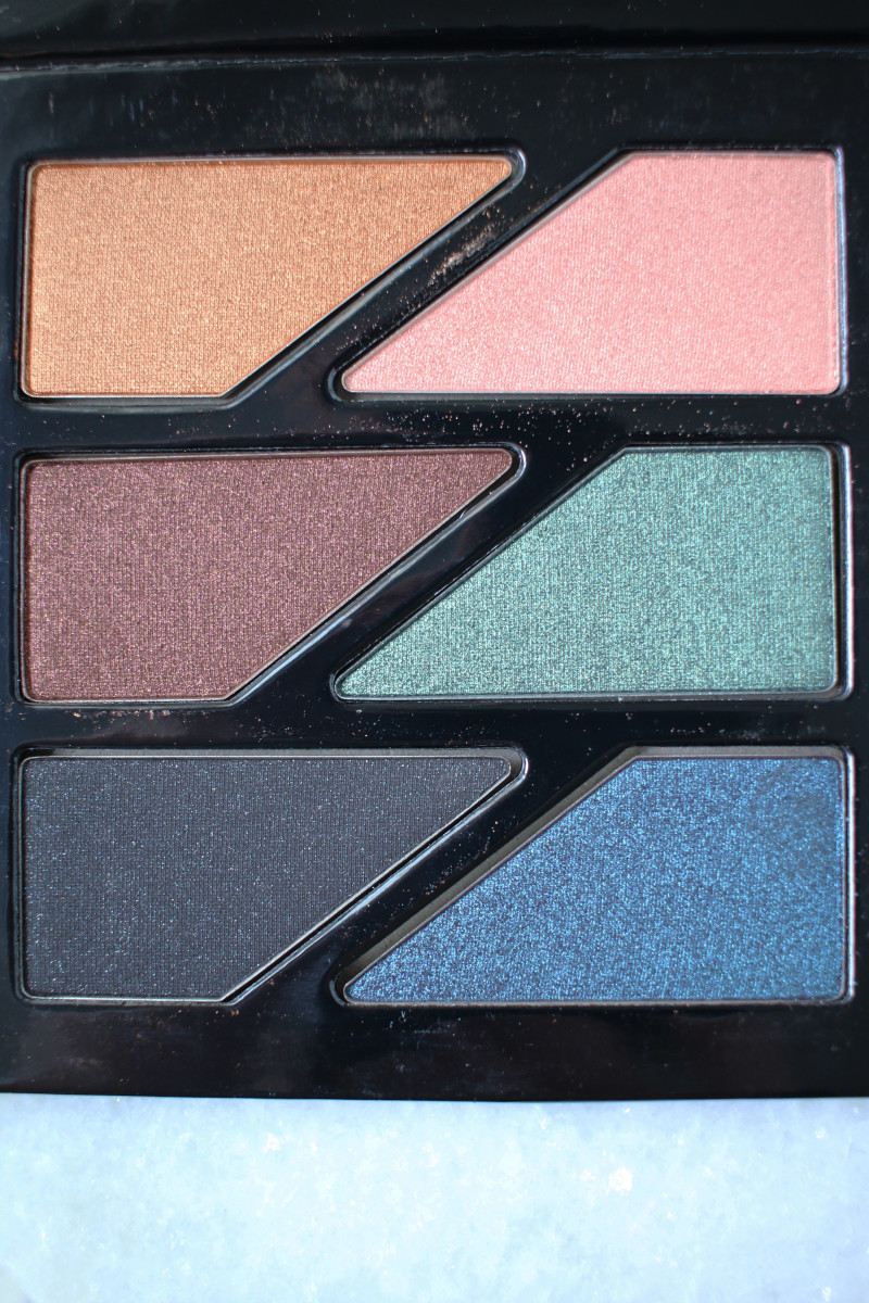 The Estee Edit Gritty Magnetic Eye Palette