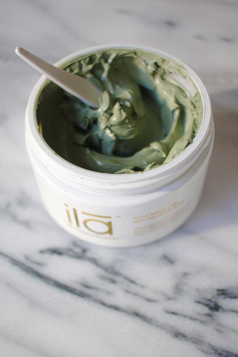 Ila Spa Face Mask for Revitalising Skin