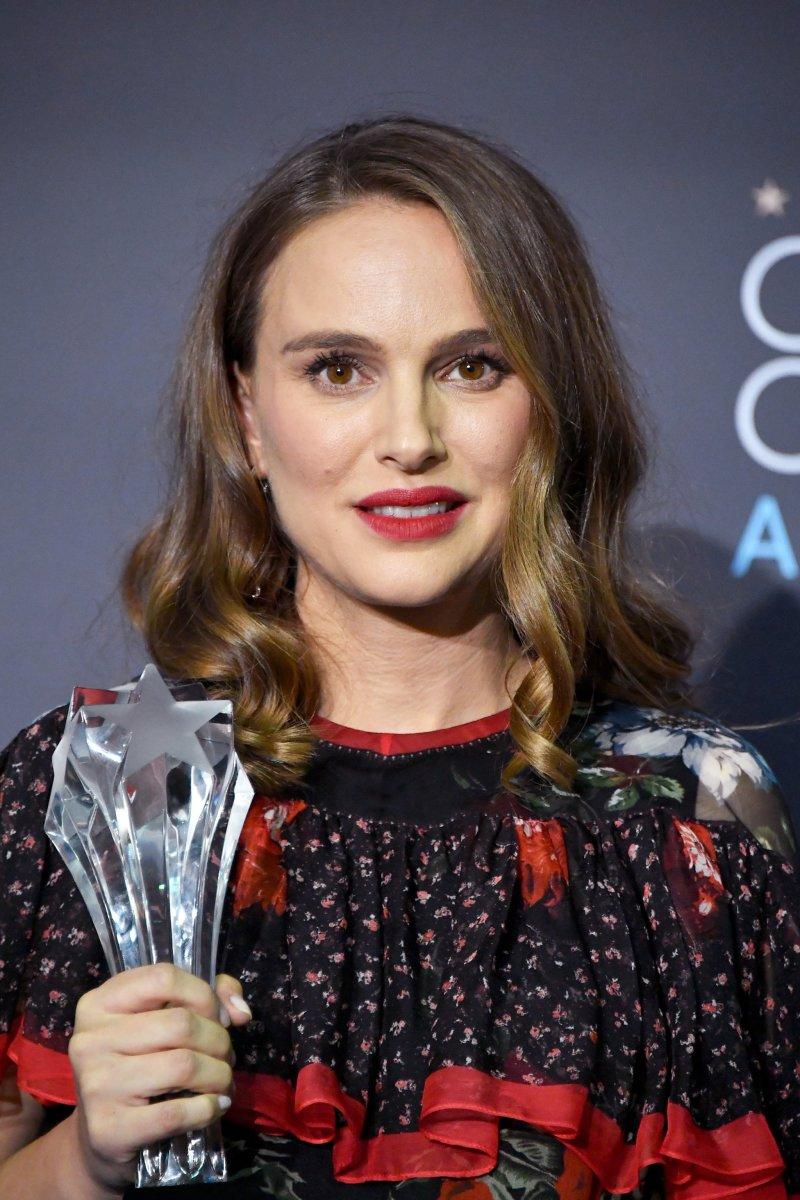 Natalie Portman, Critics' Choice Awards 2017