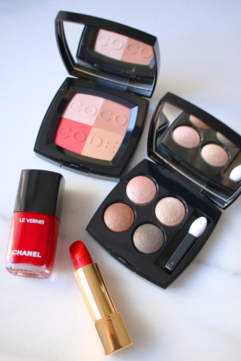 Last minute beauty gifts Chanel