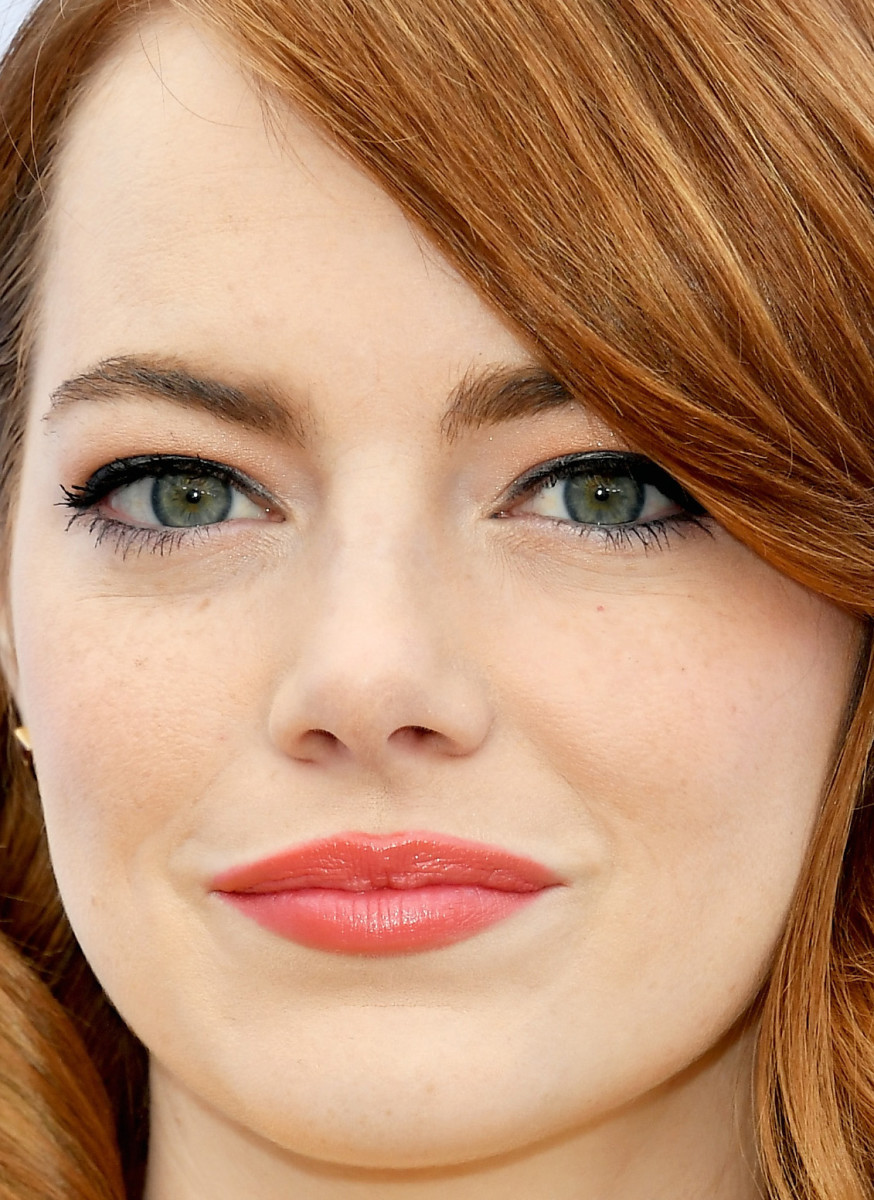 Emma Stone, The Hollywood Reporter's Women in Entertainment Breakfast, 2016