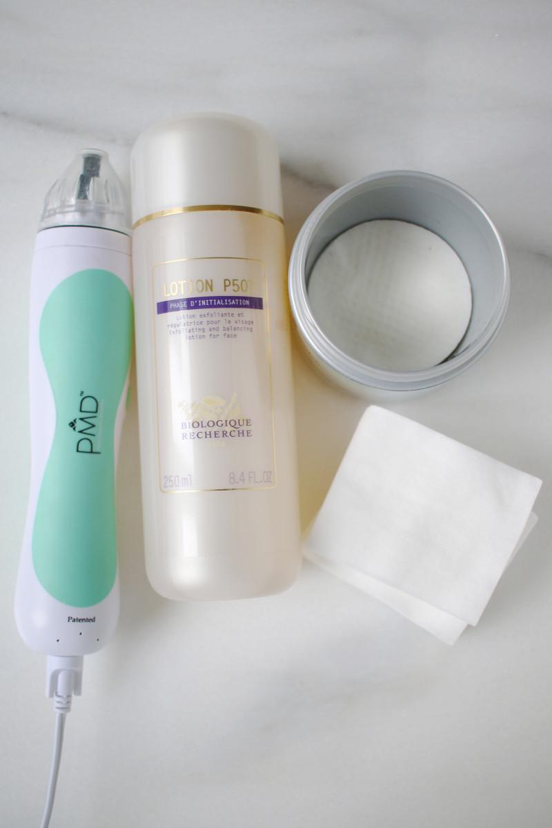 Beauty routine 2016 - exfoliators