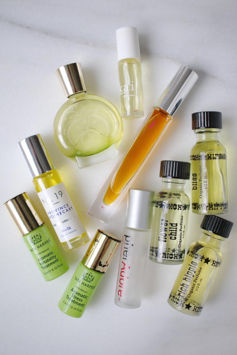 Beauty routine 2016 - fragrances