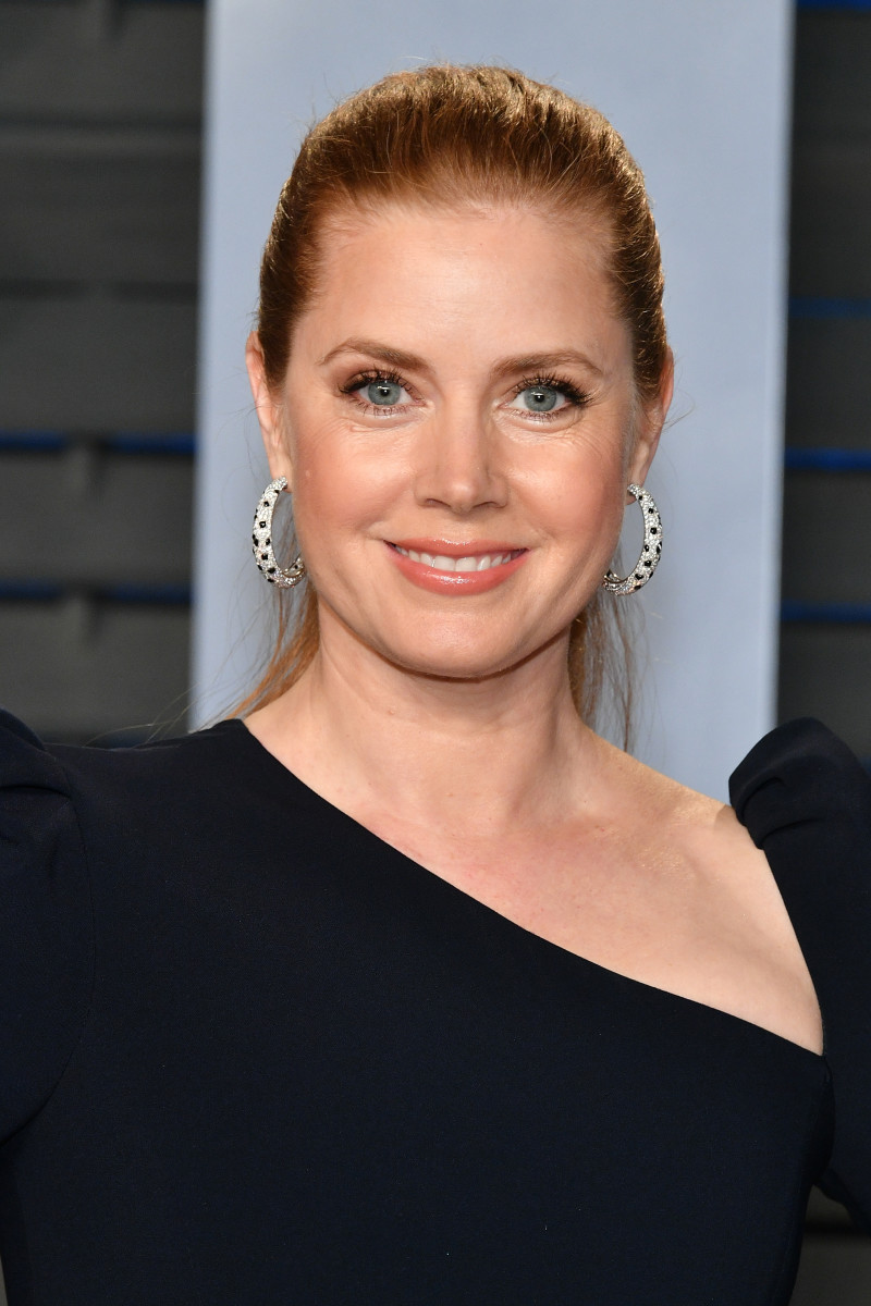 Amy Adams, Vanity Fair Oscar party, 2018