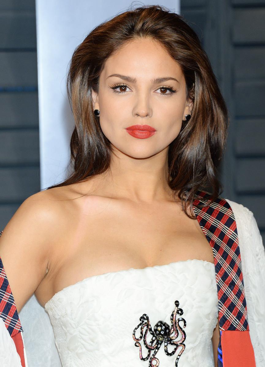 Eiza Gonzalez, Vanity Fair Oscar party, 2018