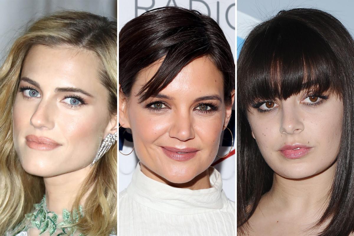 Allison Williams, Katie Holmes, Charli XCX