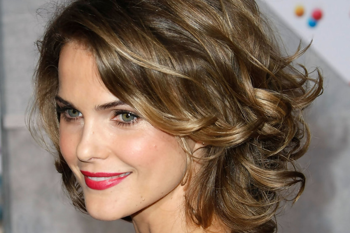 Best Haircuts For Wavy Curly Hair real simple hairstyle