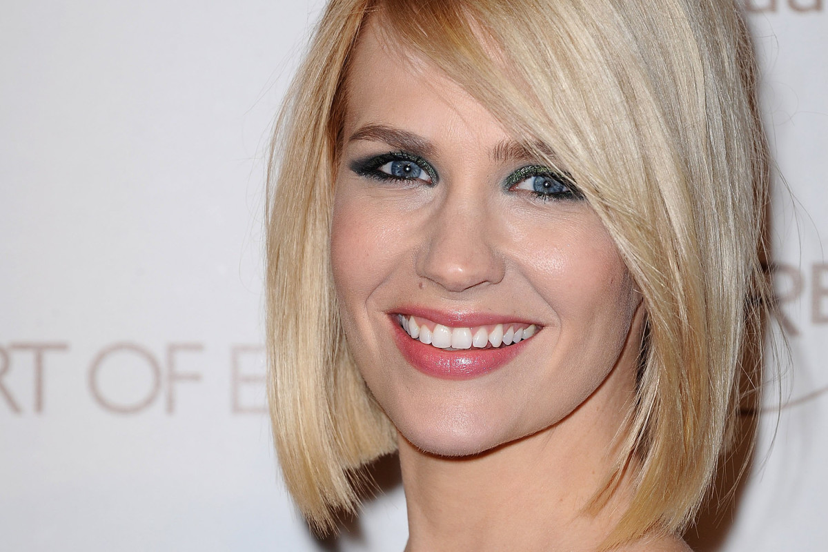 The best cuts for straight, blonde hair