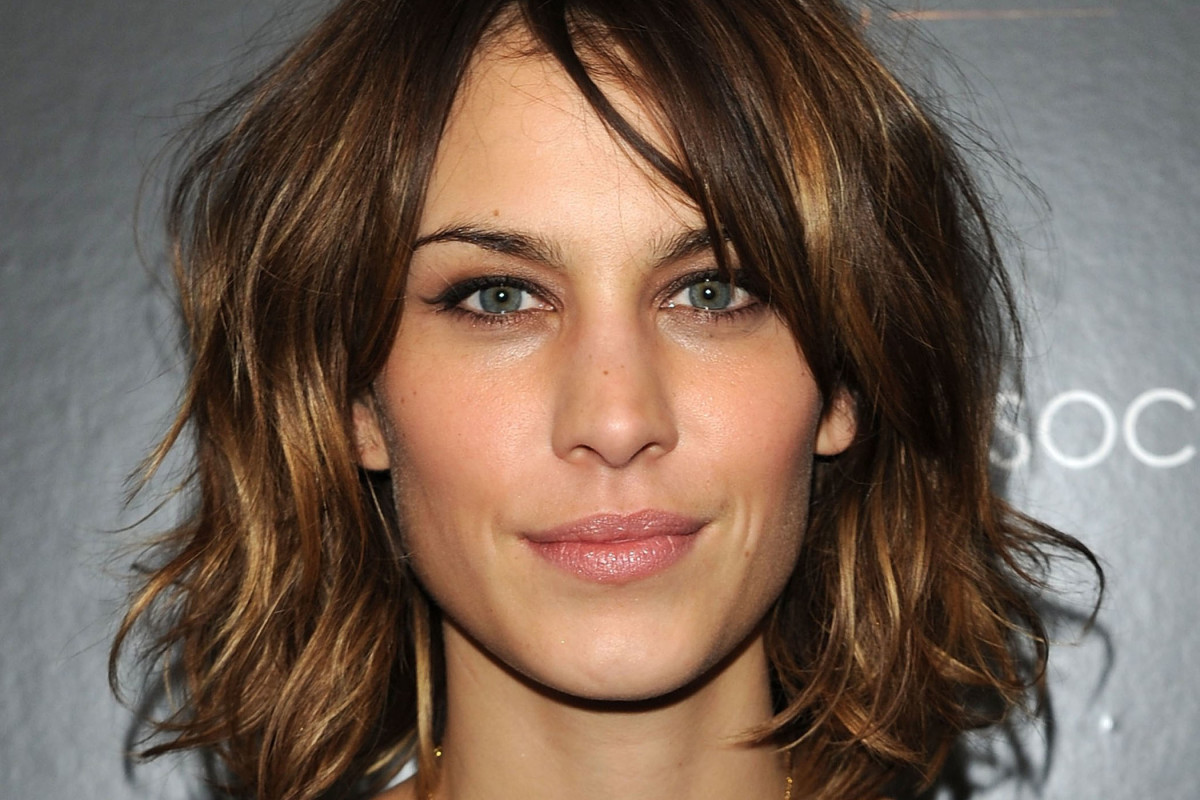 How to give dark brown hair an update