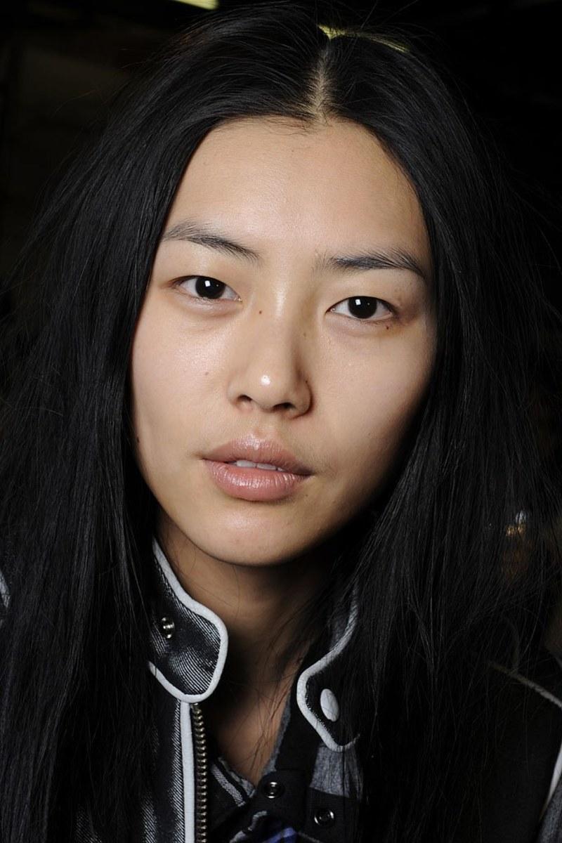 Alexander Wang Fall 2010 beauty