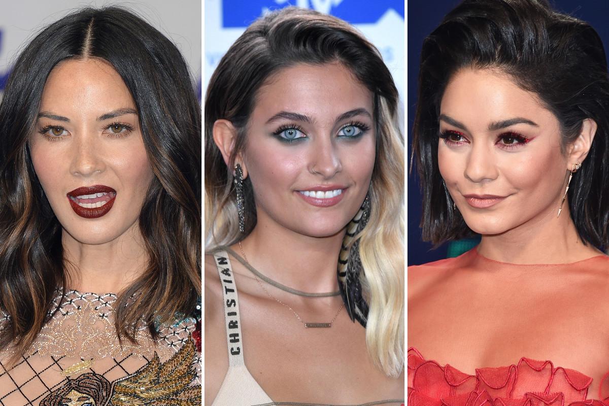 MTV Video Music Awards 2017 beauty