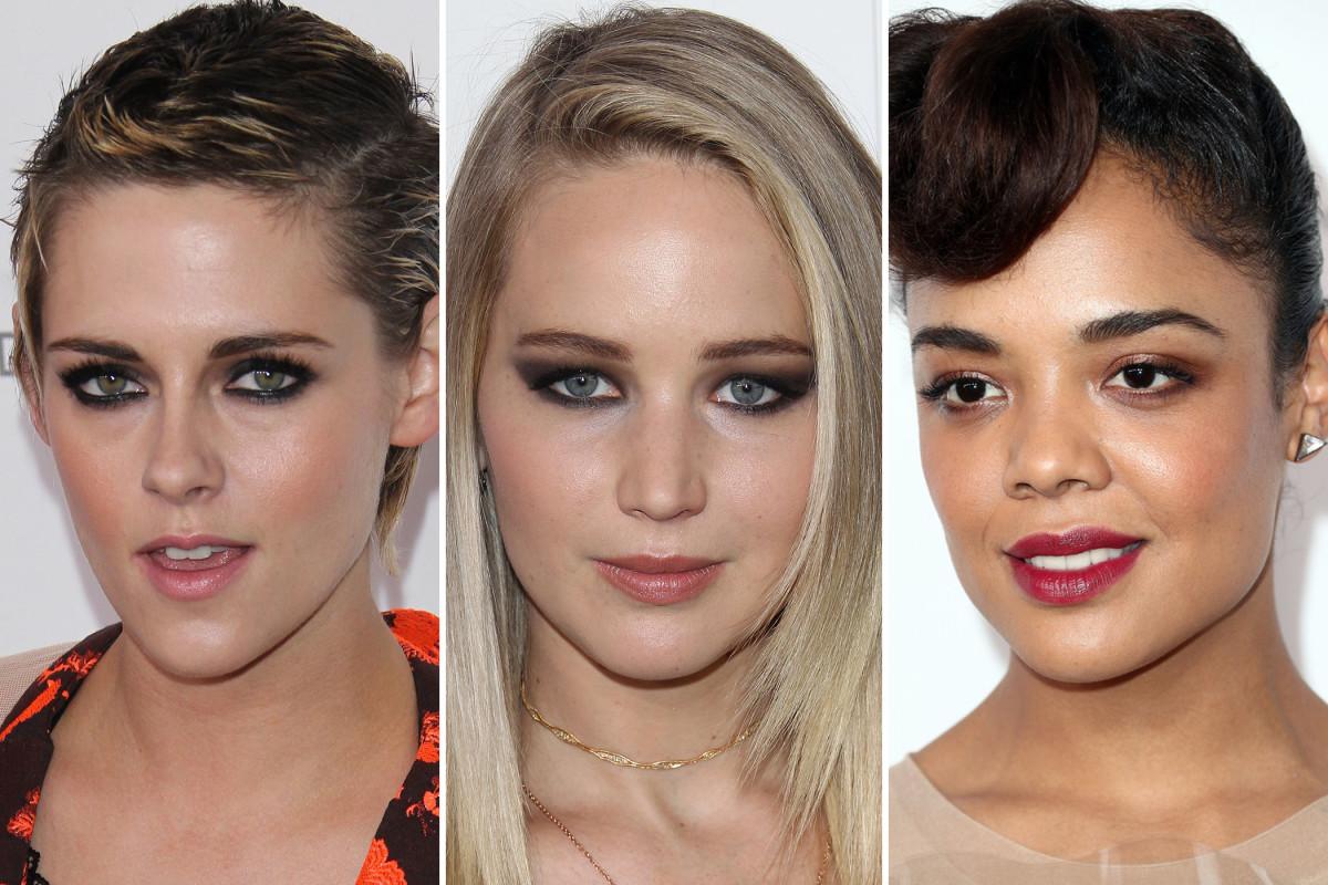 ELLE Women in Hollywood 2017 beauty