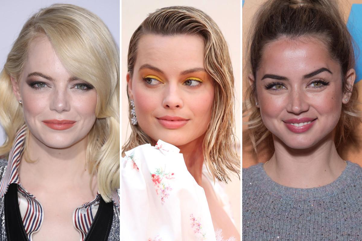 Emma Stone, Margot Robbie, Ana de Armas