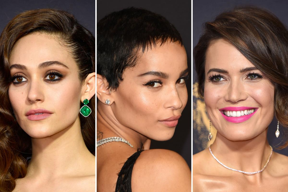 Emmy Awards 2017 beauty