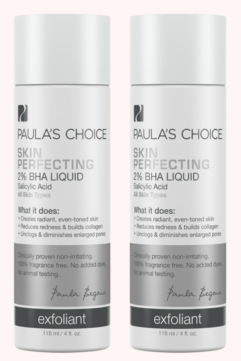 Paula's Choice Skin Perfecting 2 Percent BHA Liquid Exfoliant Duo