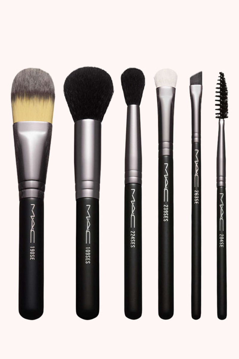 MAC Look in a Box Basic Brush Kit