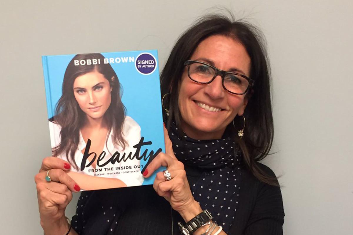 Bobbi Brown beauty secrets