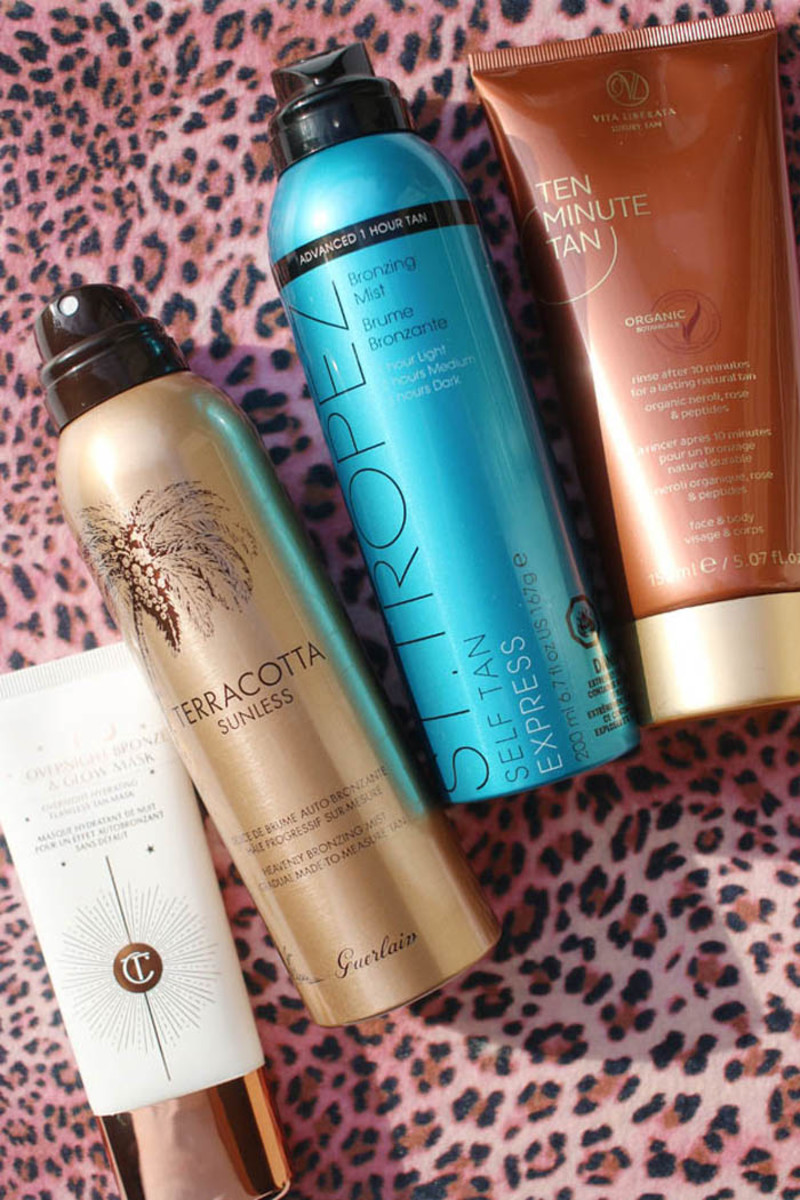 Is self-tanner safe