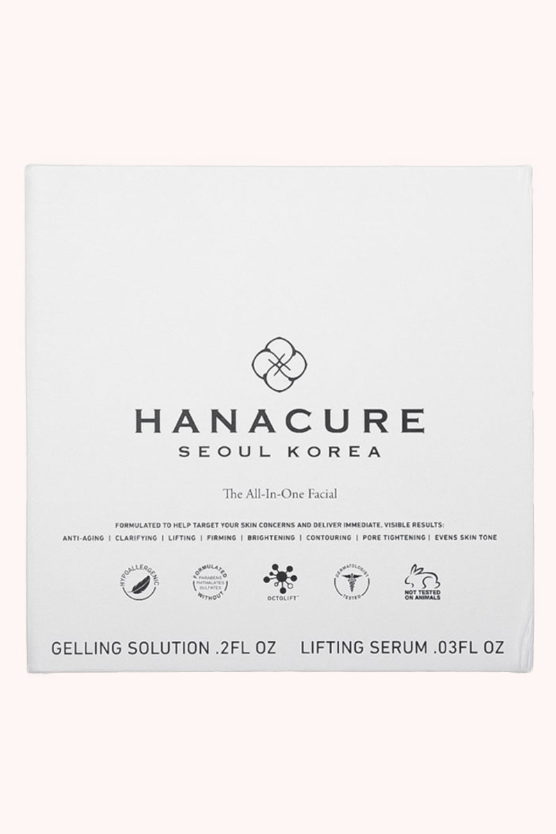 Hanacure The All-in-One Facial