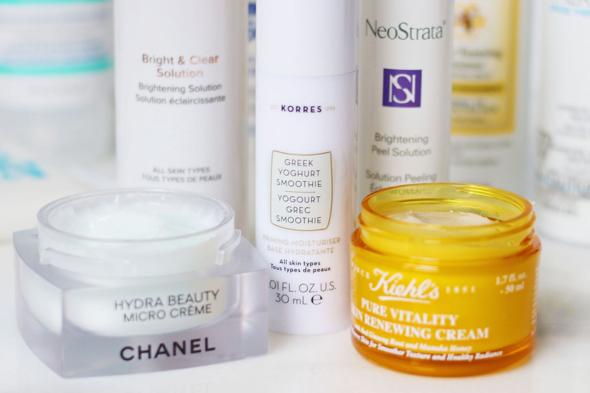 New skincare products May 2017