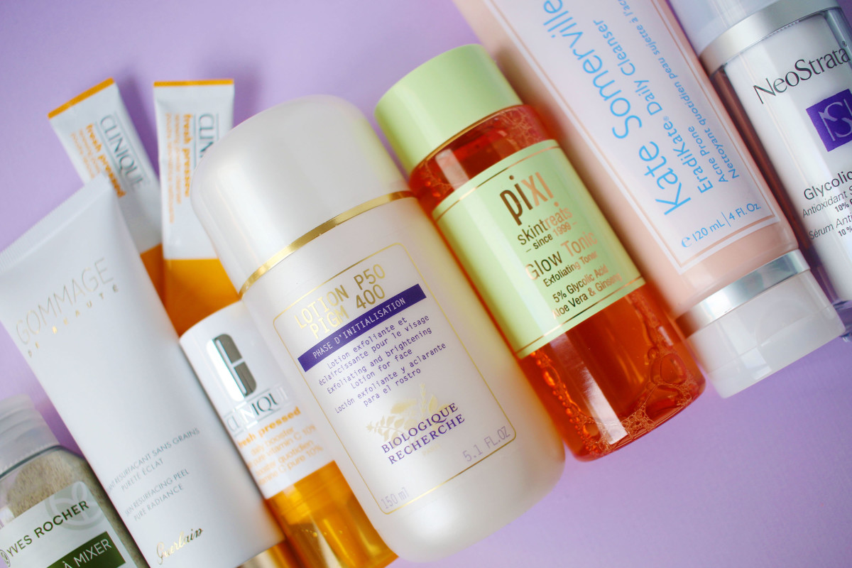 New skincare products March 2017