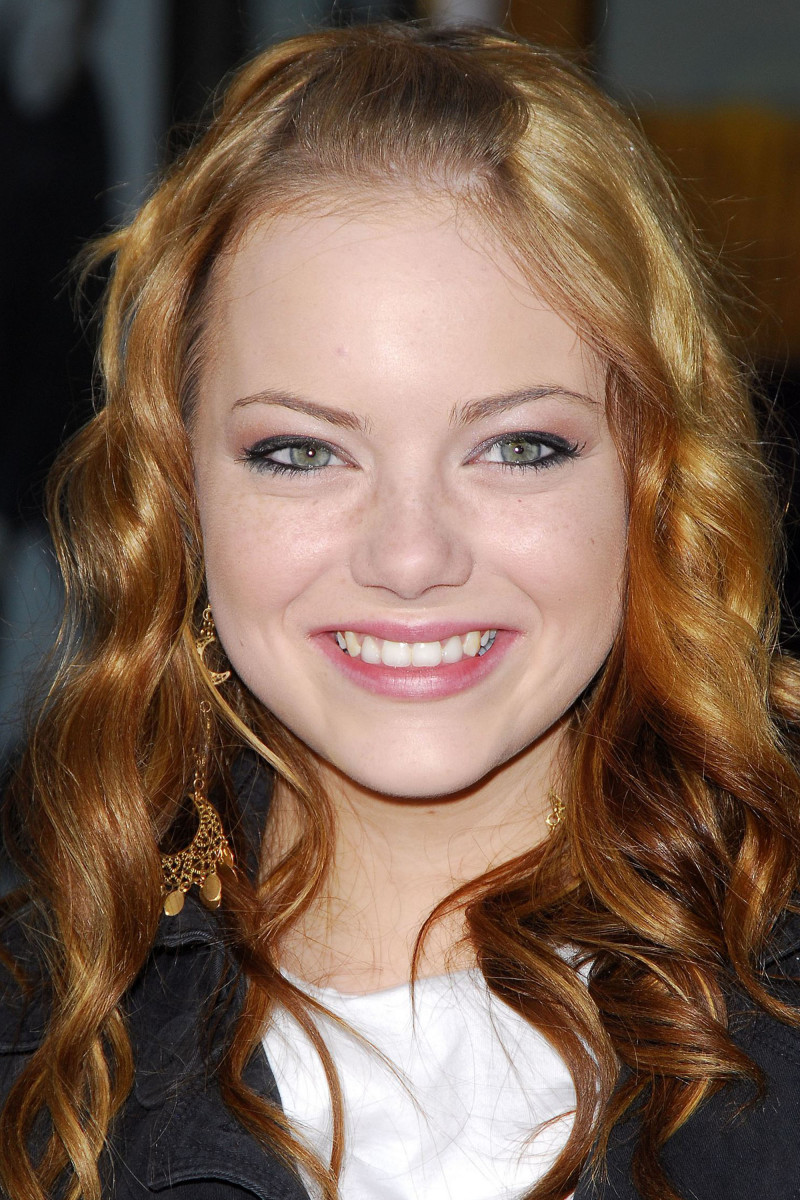 Emma Stone, I Now Pronounce You Chuck and Larry premiere, 2007