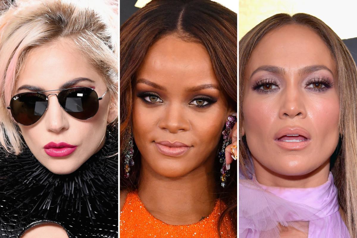 Grammys 2017 beauty