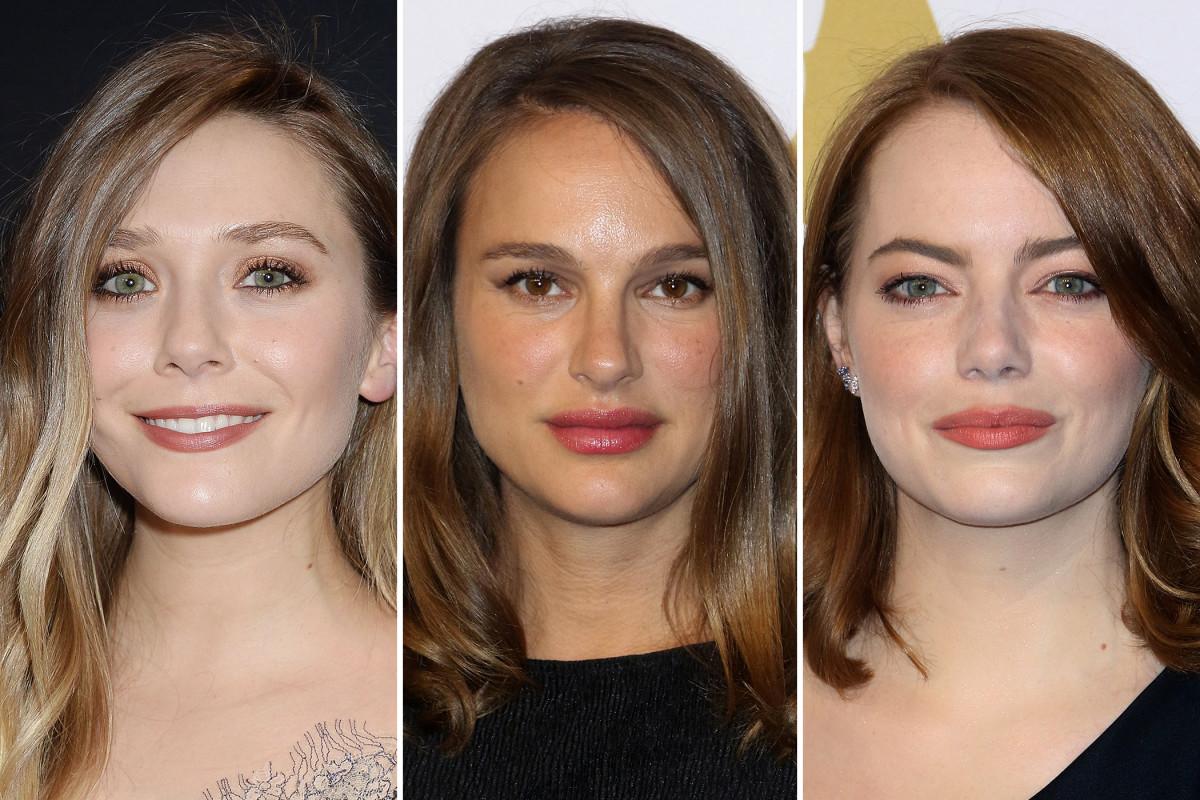 Elizabeth Olsen, Natalie Portman, Emma Stone