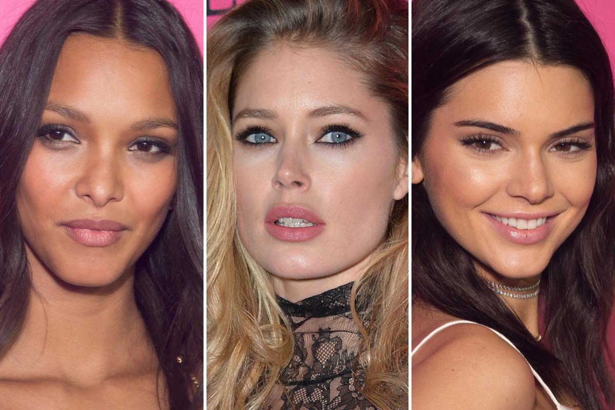 Victoria's Secret show 2016 after-party beauty