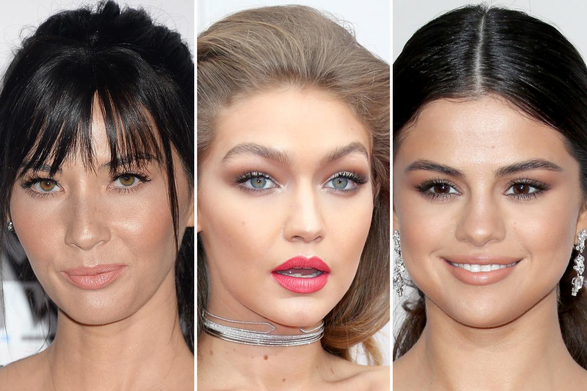 American Music Awards 2016 beauty