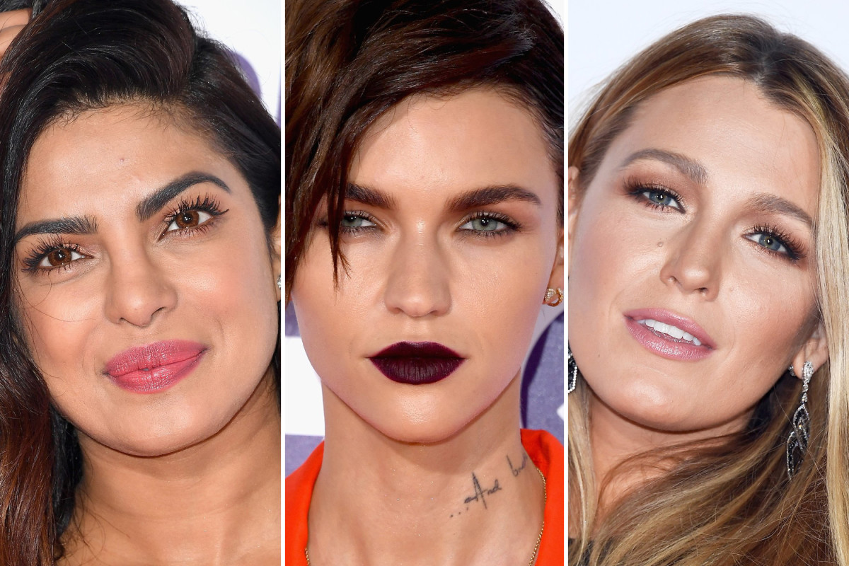 People's Choice Awards 2017 beauty