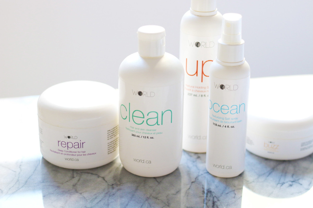 World hair products