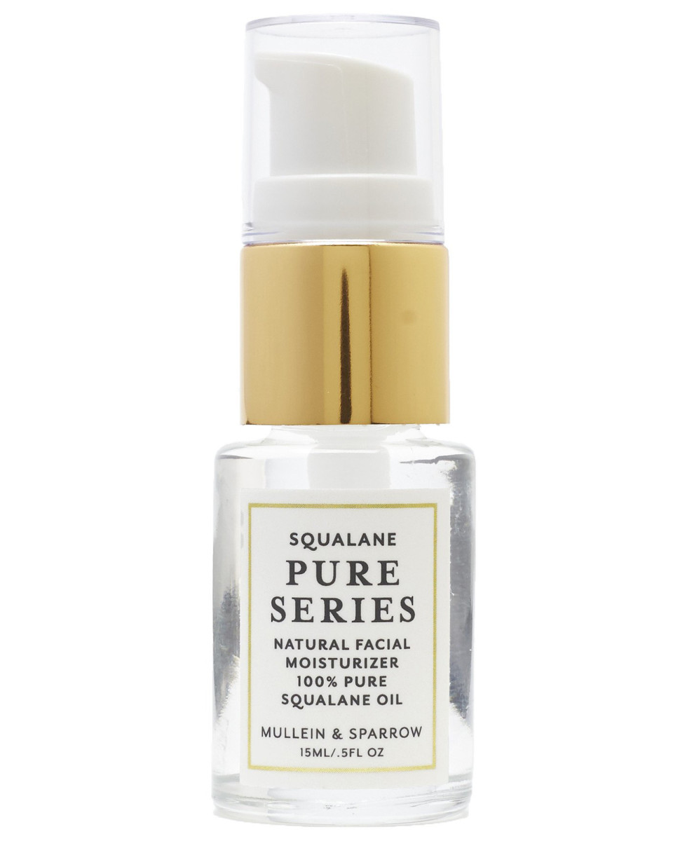 Mullein and Sparrow Pure Series Squalane Oil