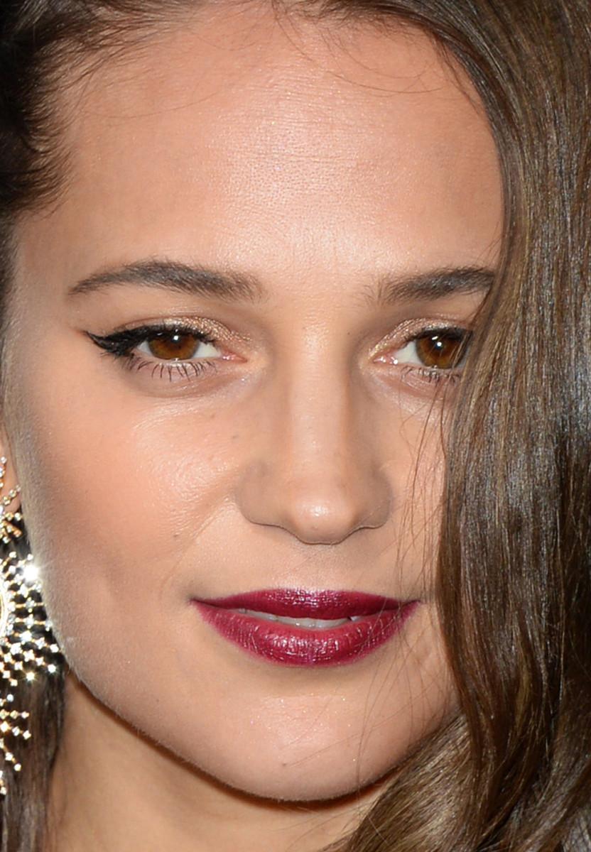 Alicia Vikander, Tomb Raider premiere, 2018