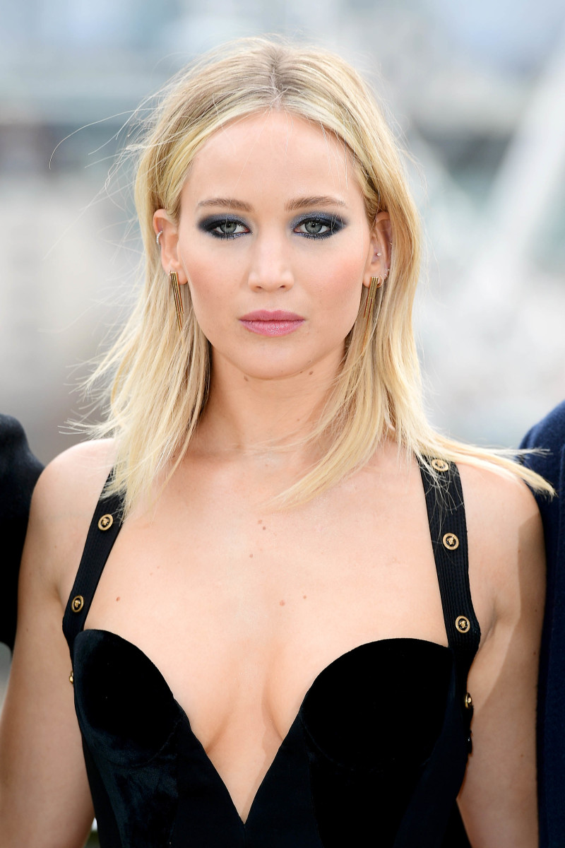 Jennifer Lawrence, Red Sparrow London photocall, 2018