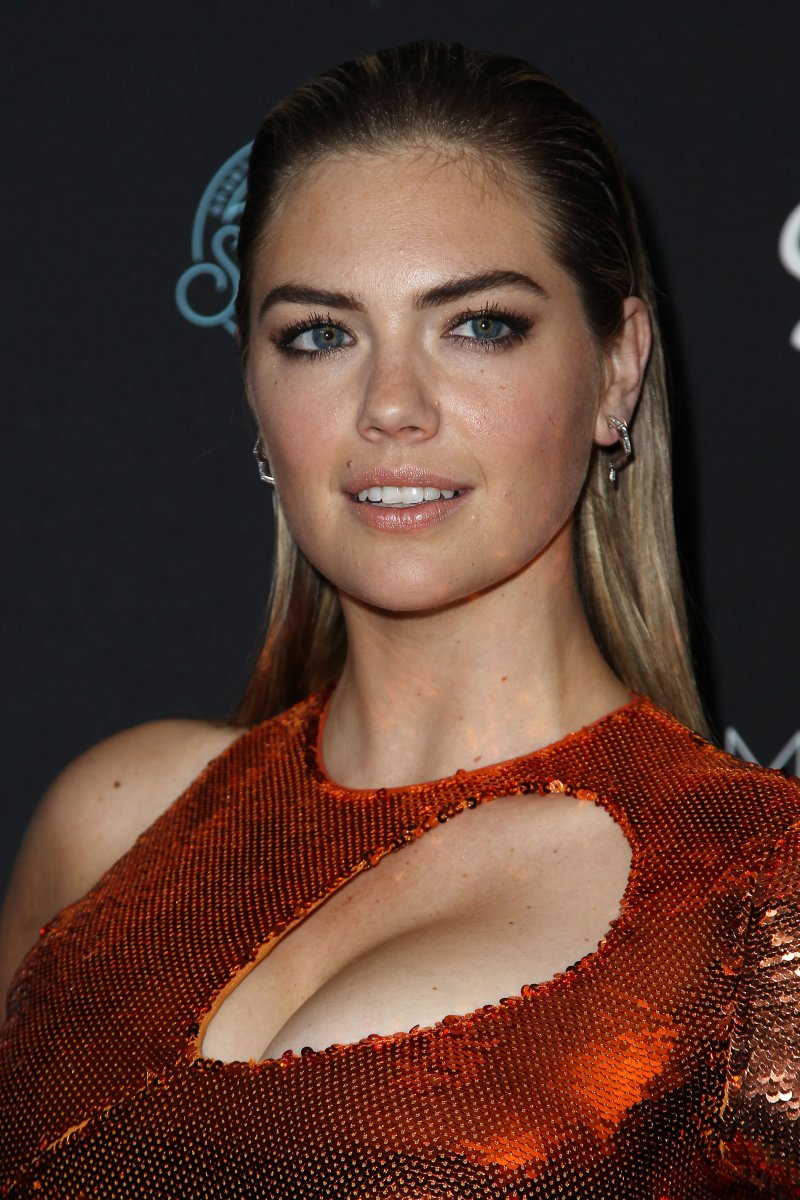 Kate Upton, Sports Illustrated Swimsuit Edition launch event, 2018