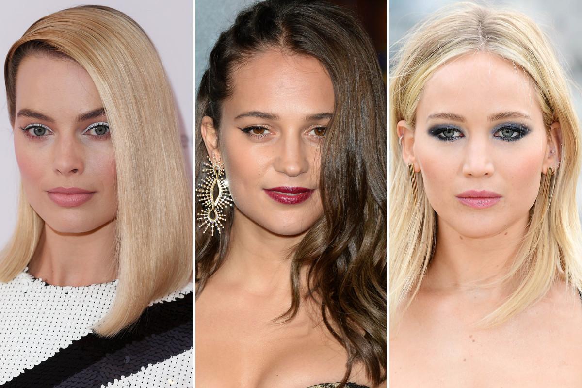 Margot Robbie, Alicia Vikander, Jennifer Lawrence