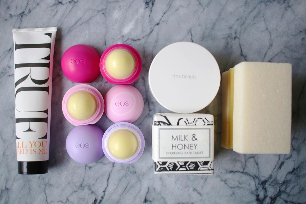 Natural skincare gift ideas