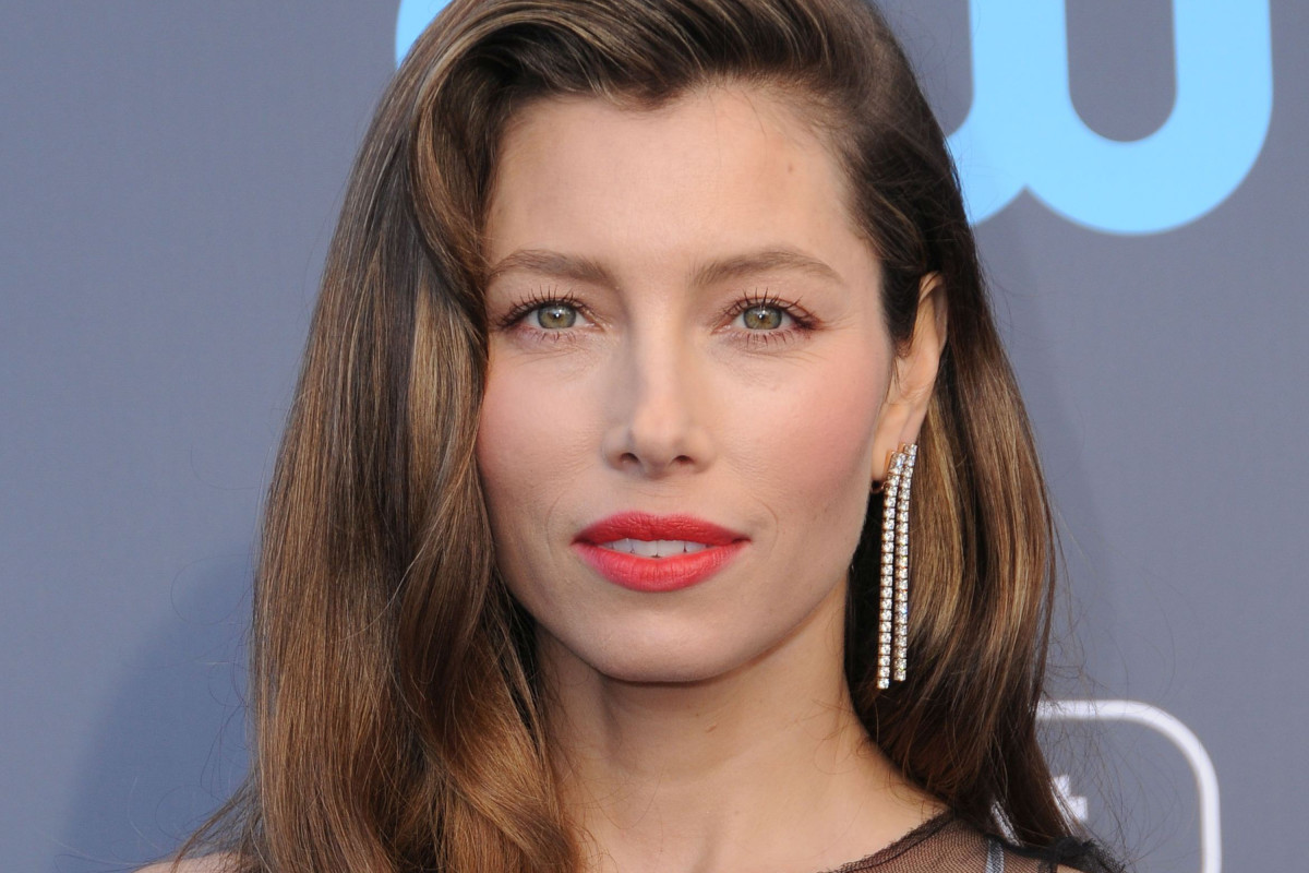 Jessica Biel before and after