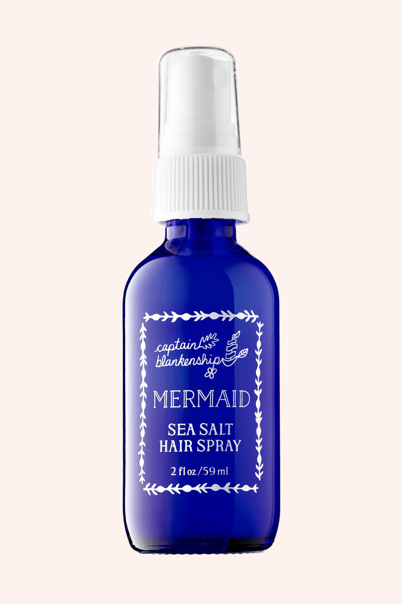 Captain Blankenship Mermaid Sea Salt Hair Spray Mini