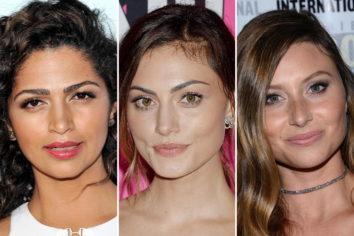 Camila Alves, Phoebe Tonkin, Aly Michalka