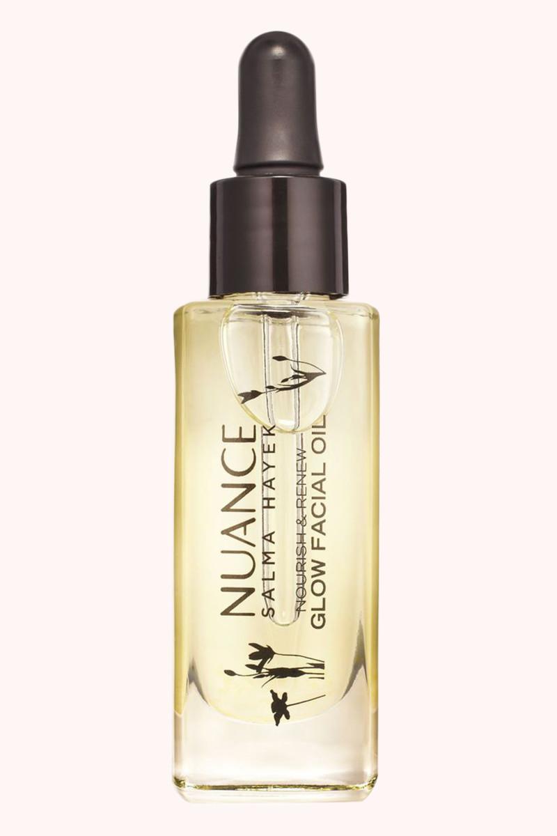 Nuance Salma Hayek Nourish and Renew Glow Facial Oil