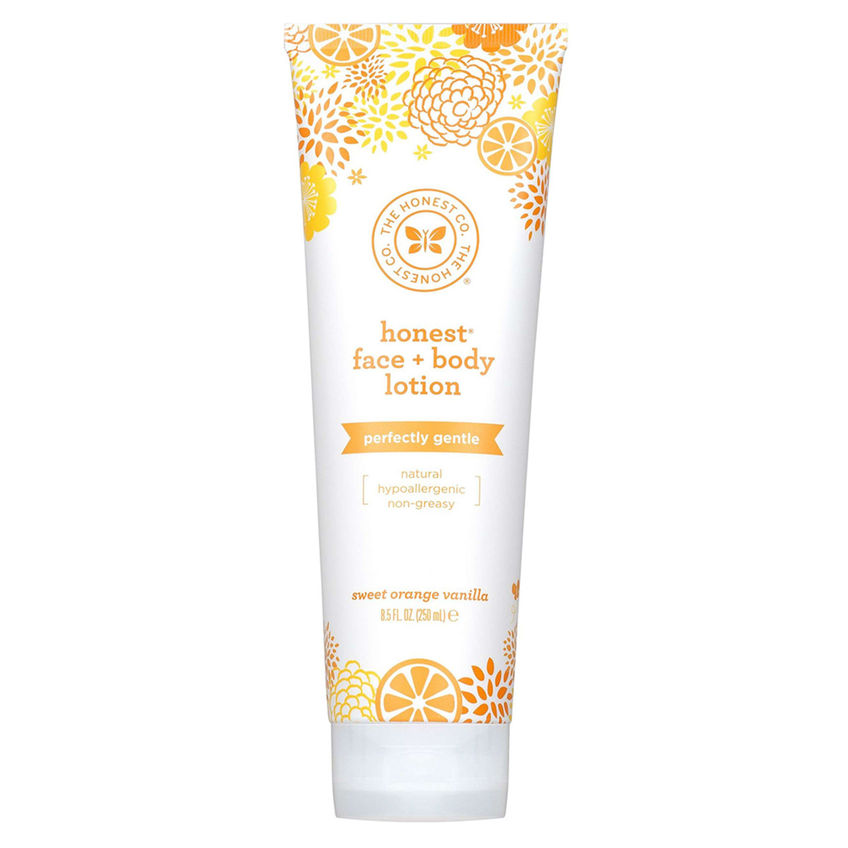 The Honest Company Honest Face and Body Lotion