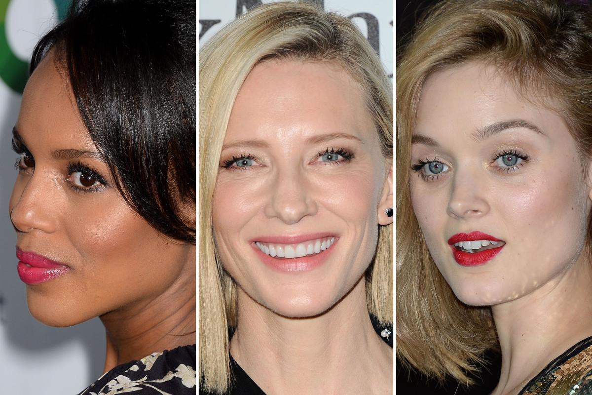 Kerry Washington, Cate Blanchett, Bella Heathcote
