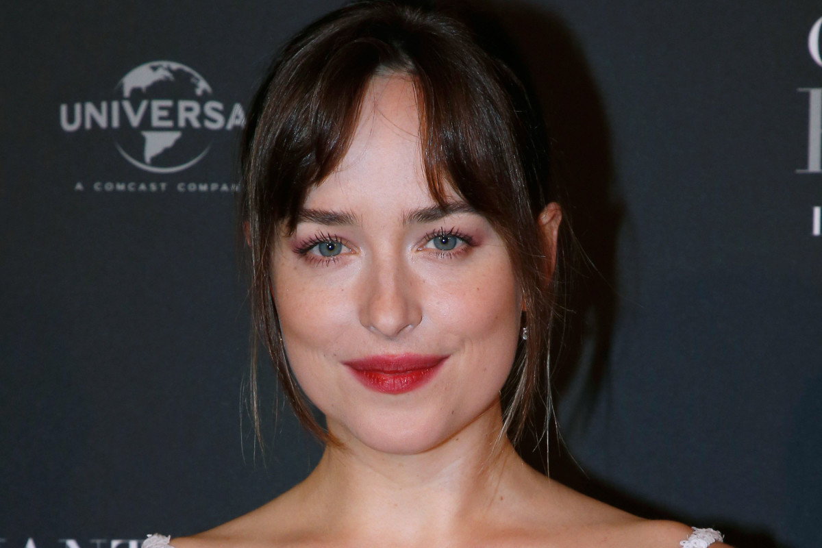 Dakota Johnson before and after