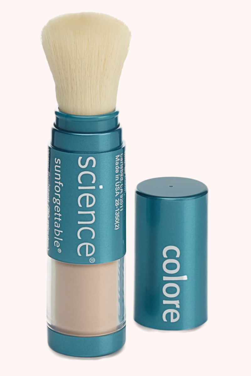 Colorescience Sunforgettable Loose Mineral Sunscreen SPF 50