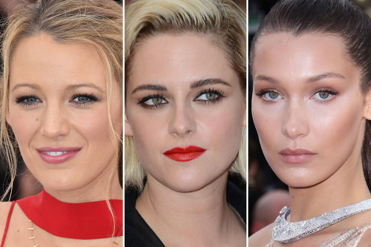 Cannes 2016 beauty looks