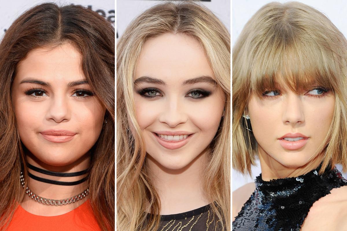 iHeartRadio Music Awards 2016 beauty looks