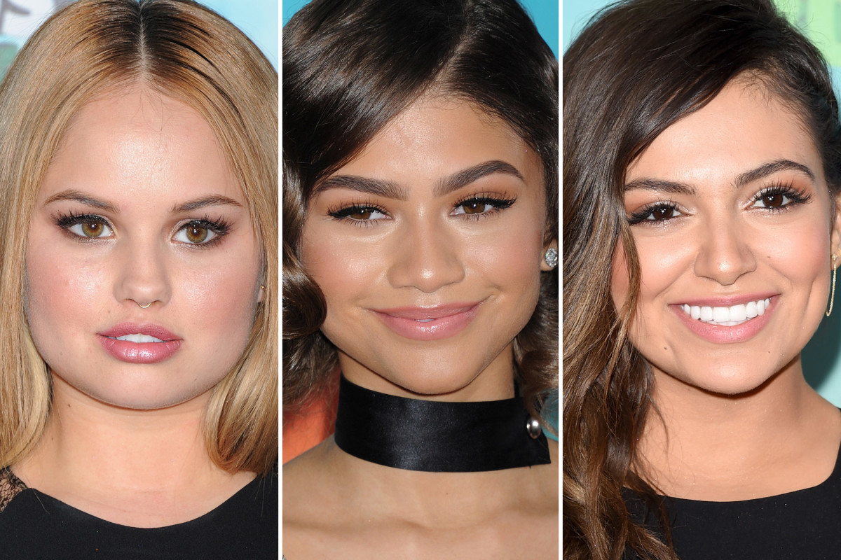 Kids' Choice Awards 2016 beauty looks